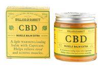 CBD balsam do mięśni Extra - 100 ml. Holland & Barrett