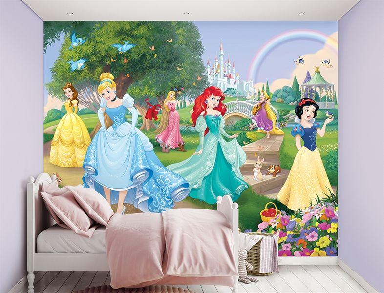 Fototapeta Dla Dzieci 3d Disney Prince 244x305cm Tapeta