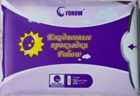 FOHOW wkładki higieniczne 30 sztuk (1 opakowanie)