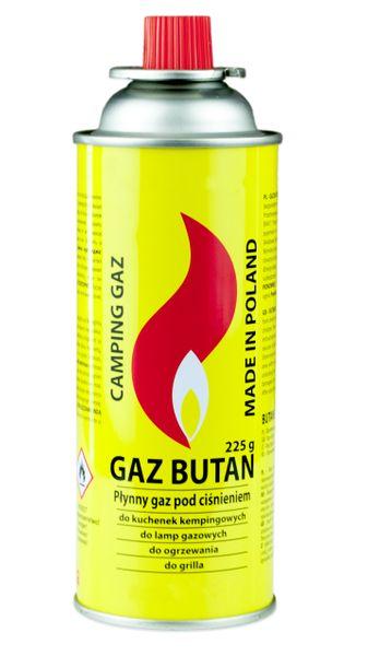 NABÓJ GAZOWY DO KUCHENKI PALNIKA GAZ KARTUSZ 400ml zdjęcie 1