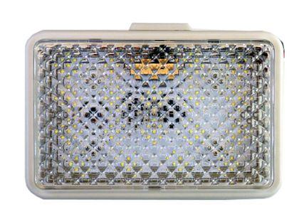 Lampa LED 18 SMD z wł oświetlenie wnętrza TIR Kabina Łódź Jacht 12v 24