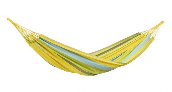 Hamak rodzinny COLOMBIANA LIMONA 240x160cm #T1