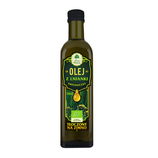 Olej z lnianki (rydzowy) Eko 0,1l Dary Natury