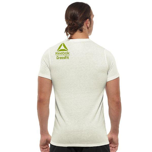 c836e813d Koszulka Reebok CrossFit męska t-shirt sportowy na siłownie XL zdjęcie 2
