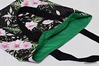 Torba Shopperka na zakupy bawełniana shoper eko zakupowa in garden