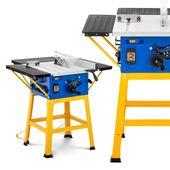 Piła tarczowa - stołowa - 4800 obr./min - 1500 W MSW C-SAW254N