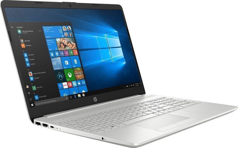 HP 15 FullHD Intel Pentium Gold 4417U 4GB DDR4 128GB SSD Windows 10 zdjęcie 1