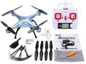 DRON SYMA X5HW kamera WIFI PODGLĄD na ŻYWO 5xAKU
