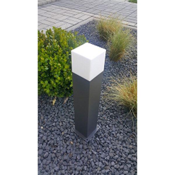 Lampa ogrodowa słupek NEW YORK 44cm 304629 POLUX zdjęcie 3