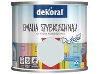 Farba Dekoral Akrylux Emalia szybkoschnąca (0.5 l, Cicha woda)
