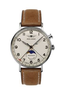 Zegarek Iron Annie D-AQUI 5976-5 quartz Beżowy