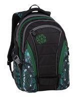Plecak szkolny Bagmaster trzykomorowy, BAG_9_E