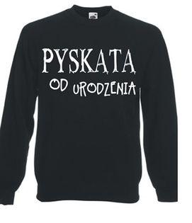 Bluza damska PYSKATA OD URODZENIA XL