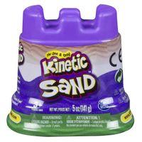 Kinetic Sand 141g zielony + foremka