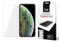 3MK FLEXIBLE GLASS SZKŁO HYBRYDOWE - IPHONE XS MAX
