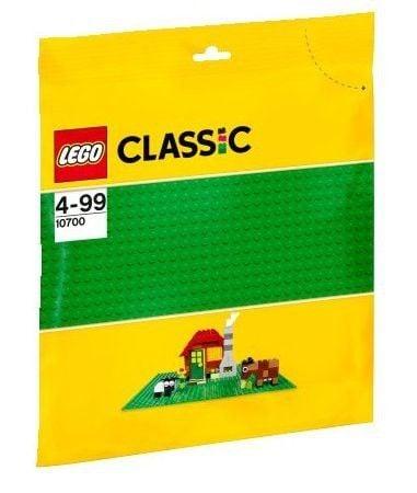 LEGO CLASSIC 10700 Zielona Płytka Konstrukcyjna zdjęcie 1