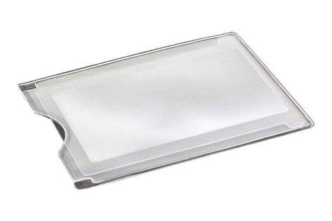 Mini Szkło Powiększające Karta Lupa Kieszonkowa 4X