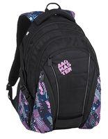 Plecak szkolny Bagmaster trzykomorowy, BAG_9_A
