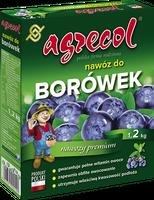 Nawóz do borówek i jagody kamczackiej Agrecol 1,2kg