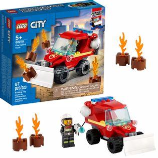 LEGO City Mały wóz strażacki 60279