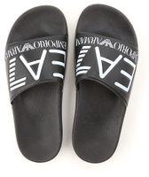 Klapki Armani Emporio męskie buty EA7 sandały markowe na basen 44