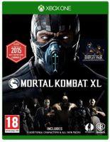 Mortal Kombat XL PL Xbox One Nowa