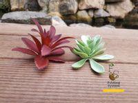 Kaktus, sukulent 5-8cm sztuczny mały