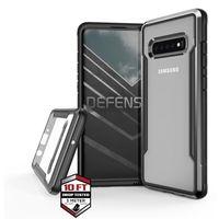 X-Doria Defense Shield - Etui pancerne do Samsung Galaxy S10 (czarne)