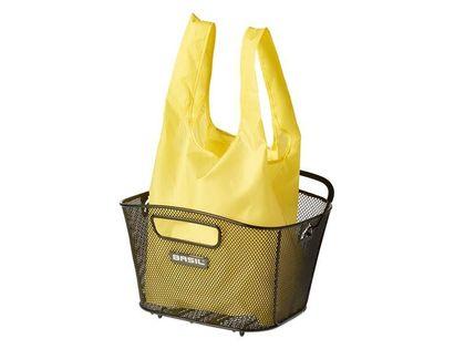 Siatka na zakupy BASIL KEEP SHOPPER żółta neon (DWZ)