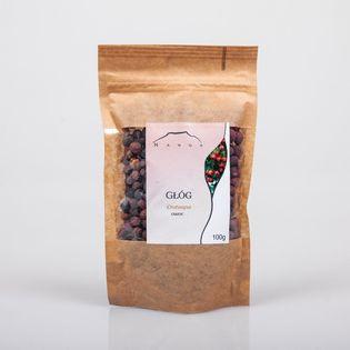 Głóg owoc 100 g Nanga