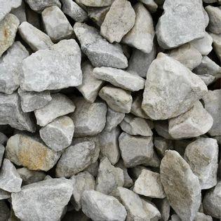 Kamień Cristal White Grys 32-63 mm 1000 KG