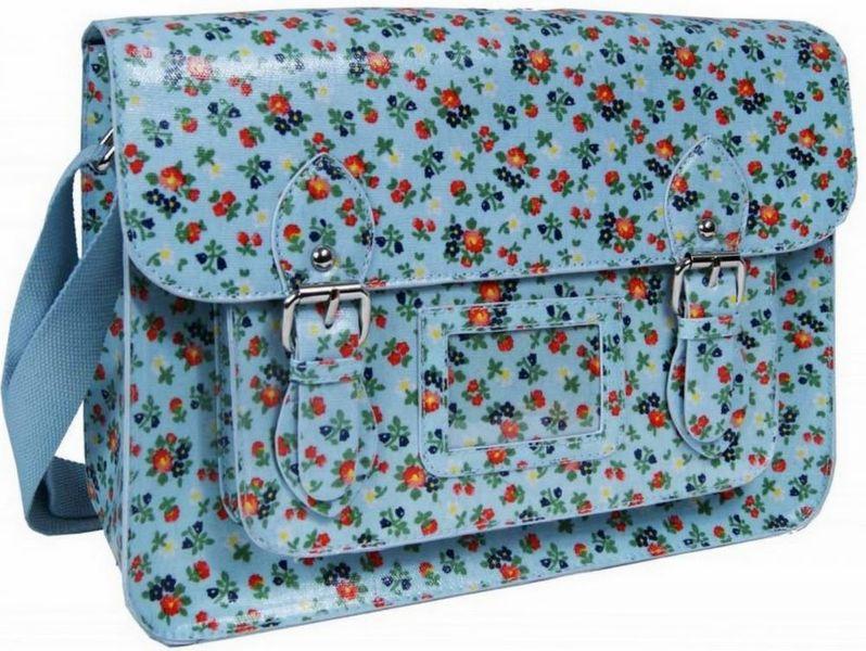3af8baf8d23a2 Torebka Damska Cambridge Satchel Bag Floral Jazzi London 4206 Kolor: TAUPE  zdjęcie 3