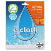 Ściereczki do mycia okien z mikrowłókna E-CLOTH
