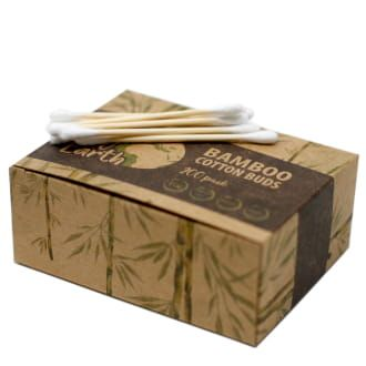 Pudełko 200 Bambusowych patyczków higienicznych na Arena.pl