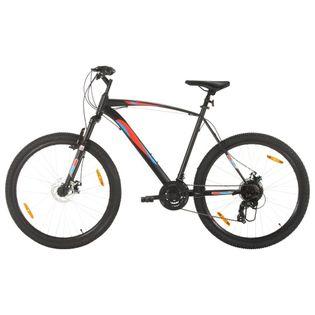 Lumarko Rower górski, 21 przerzutek, koło 29'', rama 58 cm, czarny