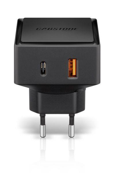 Ładowarka sieciowa Quick Charge™ USB-C CABSTONE zdjęcie 1