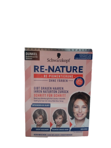 Schwarzkopf Re-Nature Dunkel odsiwiacz damski 2019 na Arena.pl