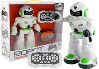 Robot Sterowany na Podczerwień Tańczy Chodzi Śpiewa Akcesoria