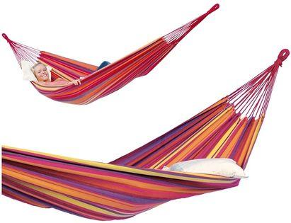 Hamak jednoosobowy Tahiti - Vulcano 200x100cm #T1