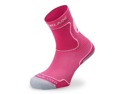 Skarpety dziecięce Rollerblade Kids Socks G Fuchsia / Pink 2018 20-21,5