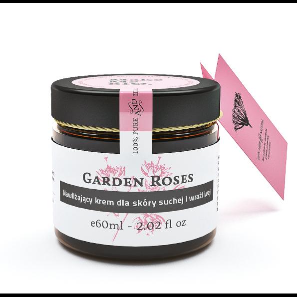 Make Me Bio Krem Garden Roses + Gratis zdjęcie 1