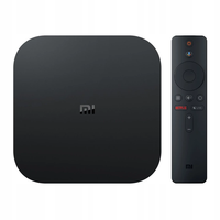 XIAOMI MI BOX S 4K HDR SMART TV ANDROID 8.1 PL