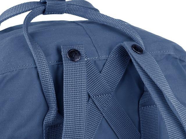 Plecak KANKEN FJALLRAVEN Royal Blue F23510-540 zdjęcie 7