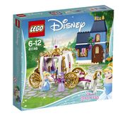 LEGO DISNEY PRINCESS 41146 WIECZÓR KOPCIUSZKA + KA