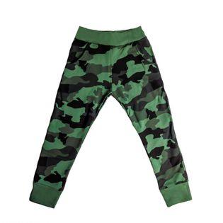 Spodnie MORO dresowe chłopięce sportowe