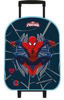 Torba walizka na kółkach Spider-Man Licencja Marvel (200-8611)