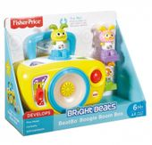 Fisher price Bebo Interaktywny magnetofonik