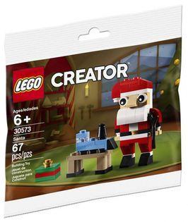 LEGO 30573 CREATOR ŚWIĘTY MIKOŁAJ