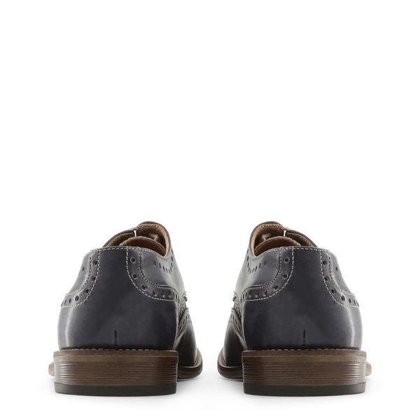 26ce75a047e18 Made in Italia skórzane buty męskie pantofle szary 42 • Arena.pl