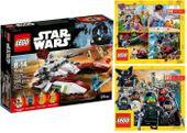 LEGO STAR WARS 75182 CZOŁG BOJOWY REPUBLIK+ 2 KATA